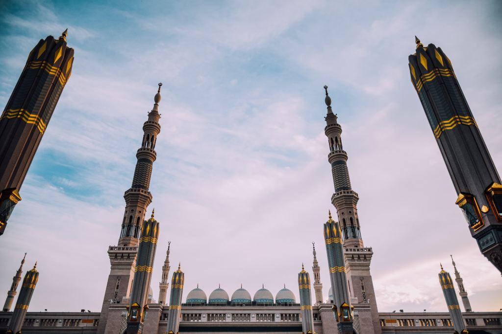 Saudi-Arabien Moské Rejser