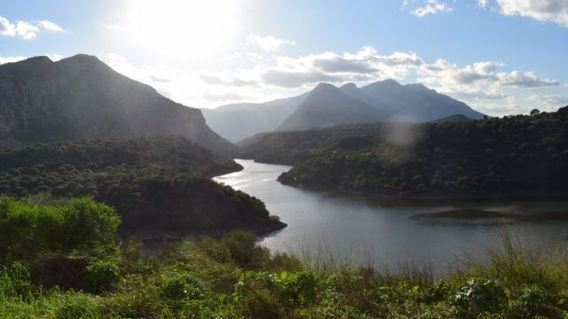 Italien - Sardinien, landskab - rejser