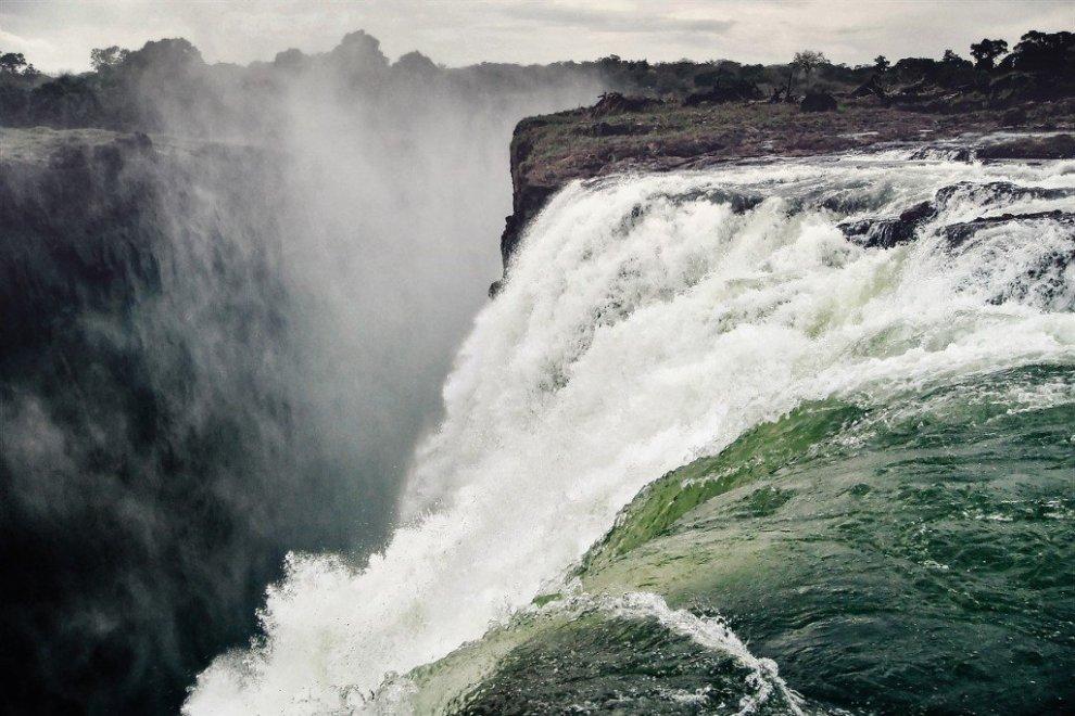 Vandfald-victoria falls