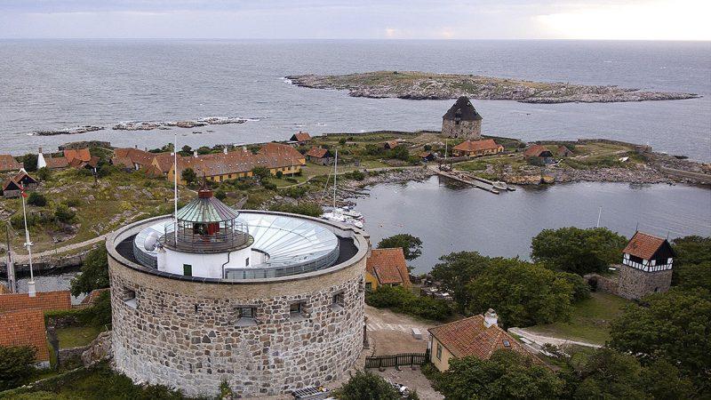 Christiansø - viaggio