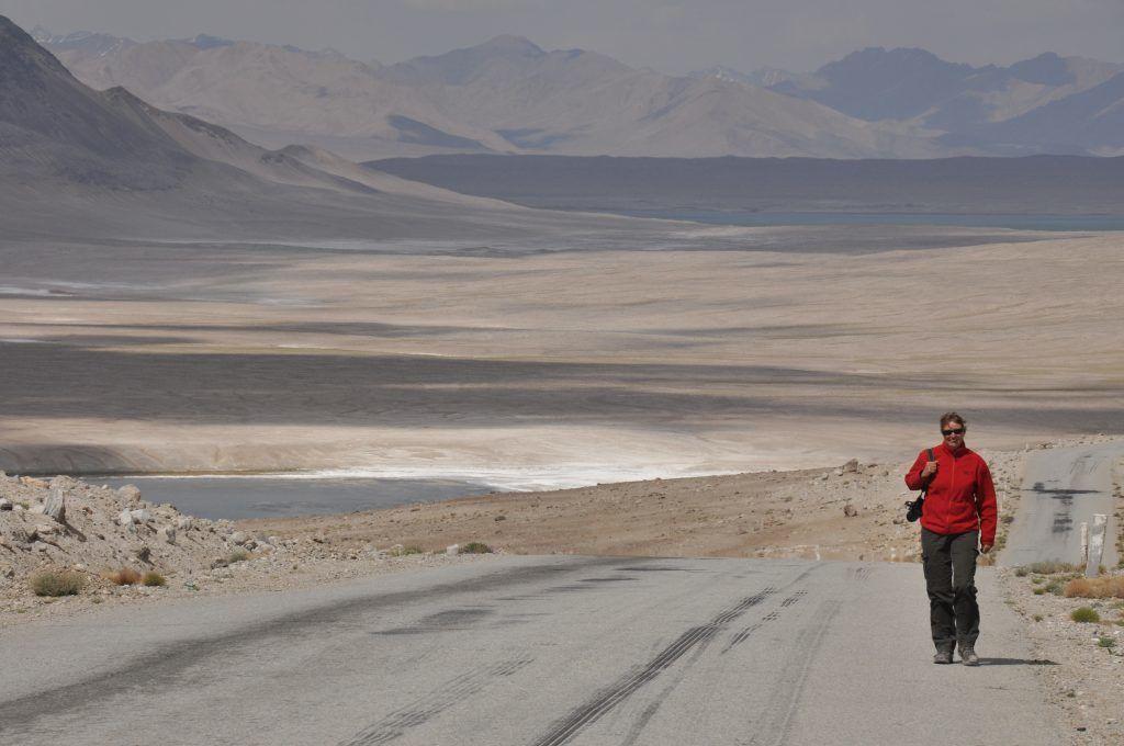 Pamir Highway - Wakhan-korridor - Karakul - Tadsjikistan -tajikistan