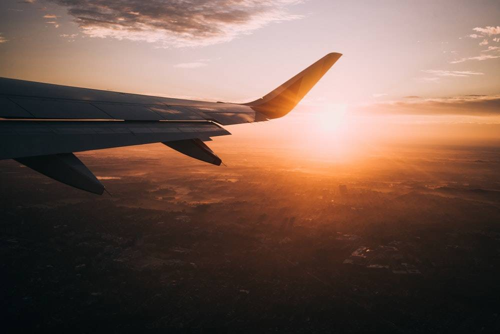 Fly - Airplane - rejse
