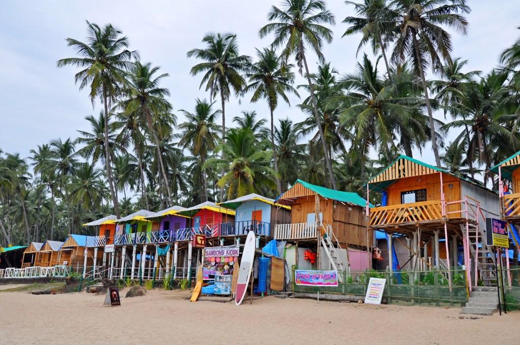 Goa, India, strande i Goa - rejser