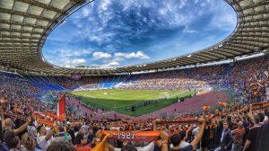 Stadion - fotball - reise