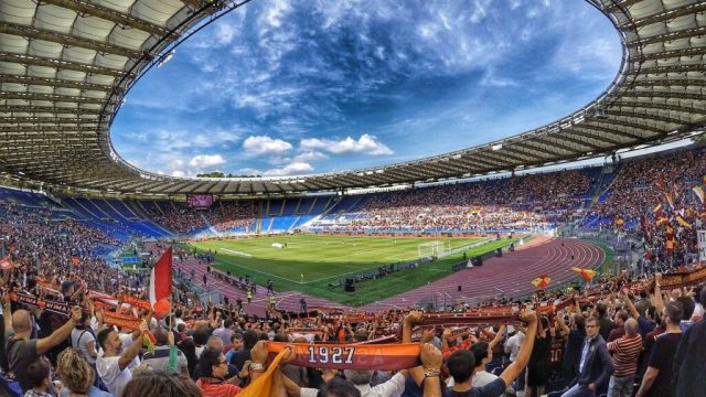 Stadium - football - travel