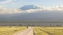 Kilimanjaro - Kenya - Afrika - reise