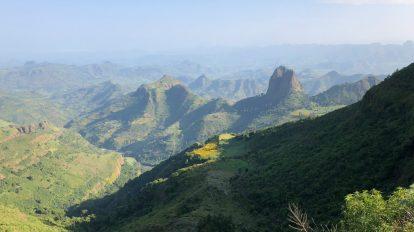 Planine Simien - Etiopija - putuju