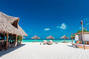 zanzibar, plaža, tanzanija