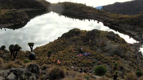 Mount Kenya - Afrika - rejser