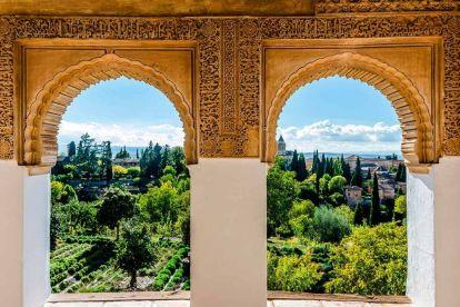 अल्हाम्ब्रा, आंदालुसिया - स्पेन - यात्रा