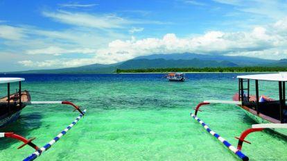 Indonesia, Lombok. Gili islands