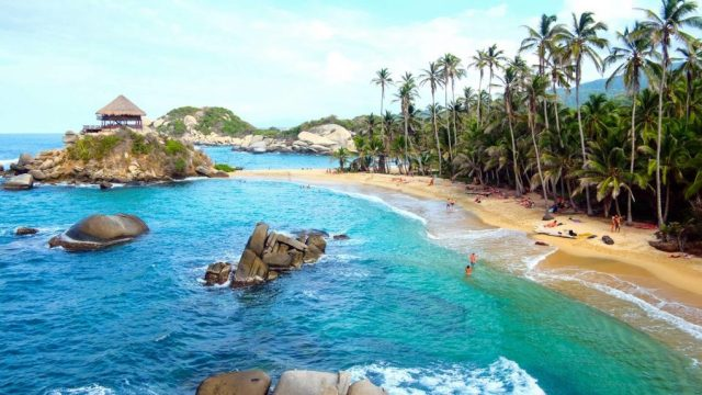 Tayrona National Park, Colombia, South America, Travel