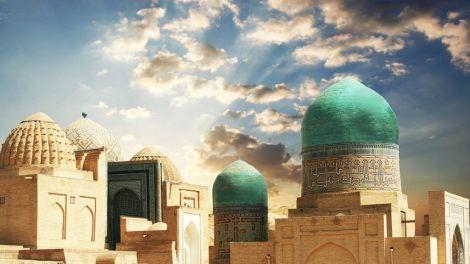 Usbekistan - Bukhara - Palads K