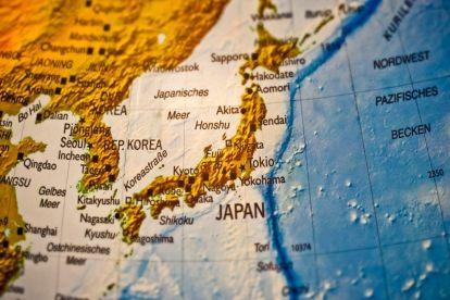 Bắc Triều Tiên, Bản đồ, Châu Á, Du lịch