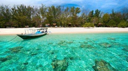 Bali, Gili - Indonesien - rejser