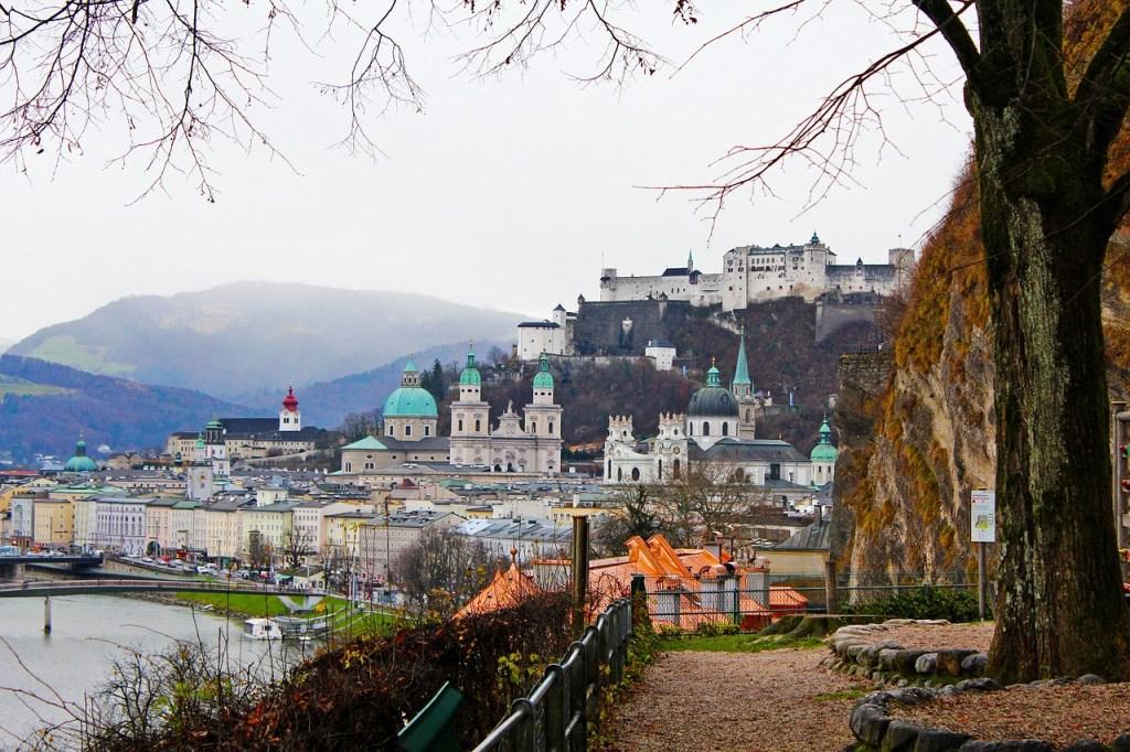 Austurríki, Salzburg - ferðalög