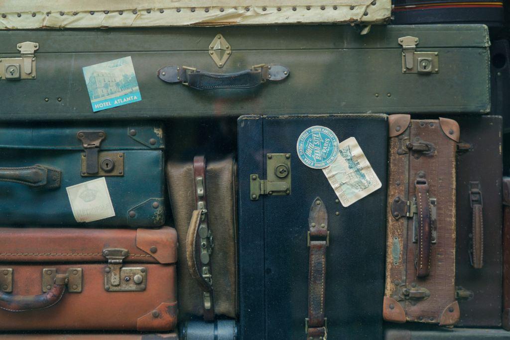 kufferter håndbagage pakkeguide rejser
