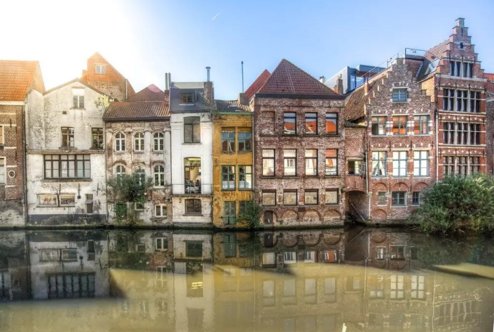 Belgía, Gent - ferðalög