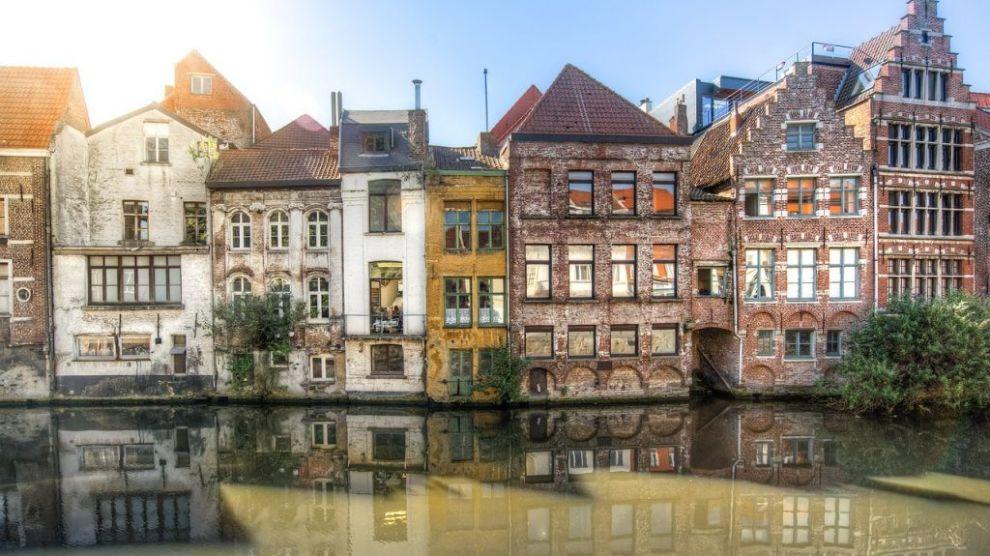 Belgien, Gent - rejser