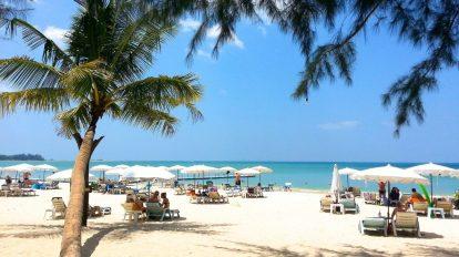 Tayland - Khao Lak - plaj - seyahat