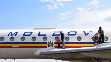 Moldova - Chisinau, fly - rejser