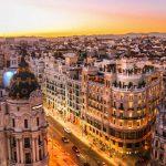 Španjolska - Madrid, kuće, ulice - putujte