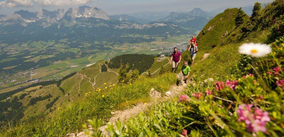 St. Johann in Tirol - Austurríki - ferðalög