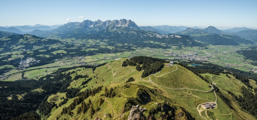 St. Johann sa Tirol - Austria - paglalakbay