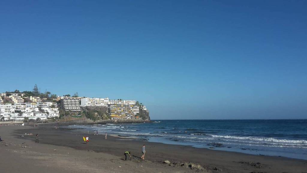 Spanien Gran Canaria San Agustín Rejser