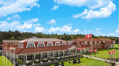 Denmark North Jutland Hotel Pinenhus travels