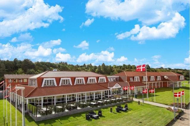 Danimarka Kuzey Jutland Hotel Pinenhus seyahat ediyor