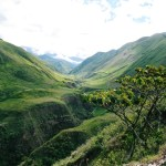 Ecuador - berdeng burol - paglalakbay