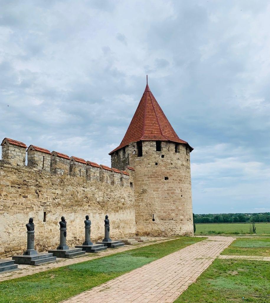 Moldova - Transnistria - bender fæstningrejser