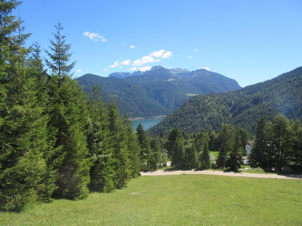 Østrig -Achensee - golf - naturområde - rejser