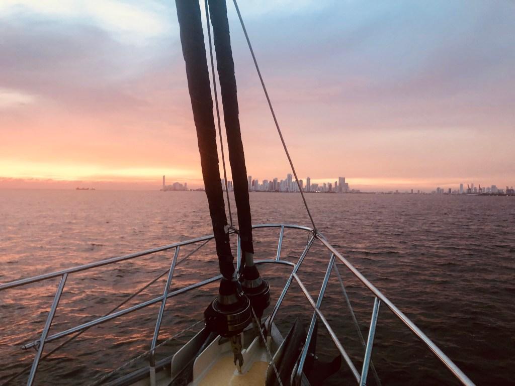 Colombia Cartagena Havn Rejser