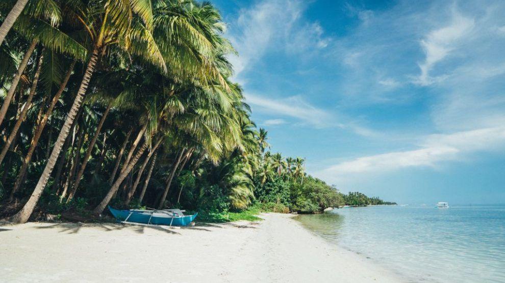 Filippijnen, strand, strand, reizen