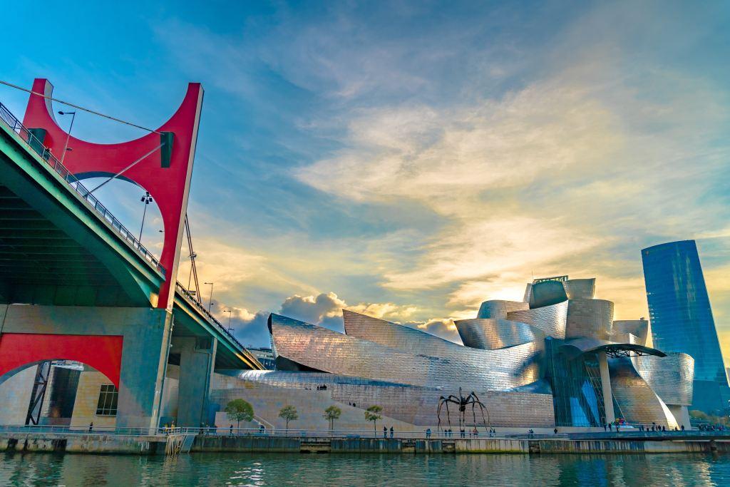 Spanien - Bilbao - Guggenheim - Rejser - Juan Les Pins