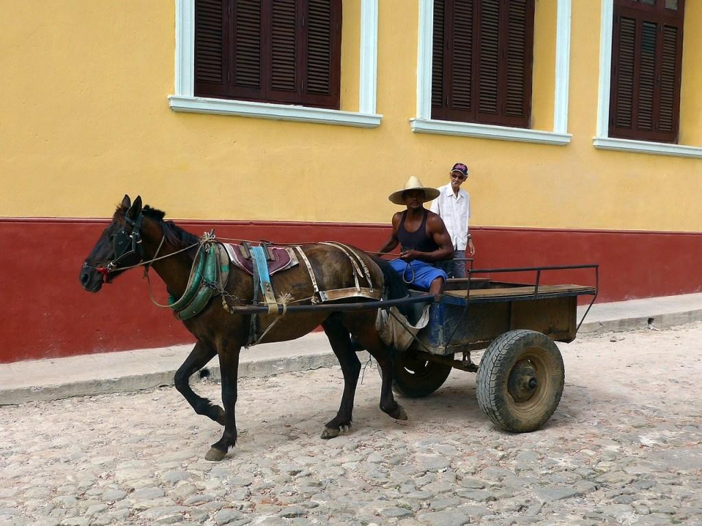 Cuba Havana Trinidad Hestevogn Rejser