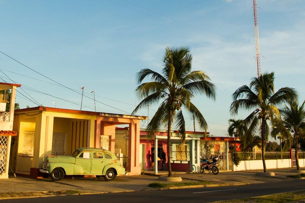 Cuba - gade, bil - rejser