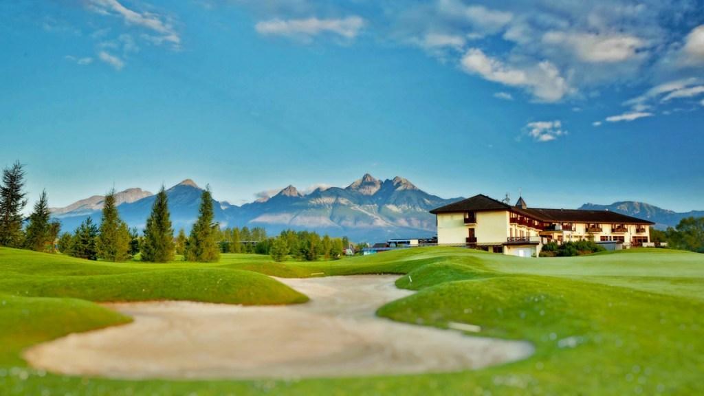 Slovakiet Tatra Hotel international rejser
