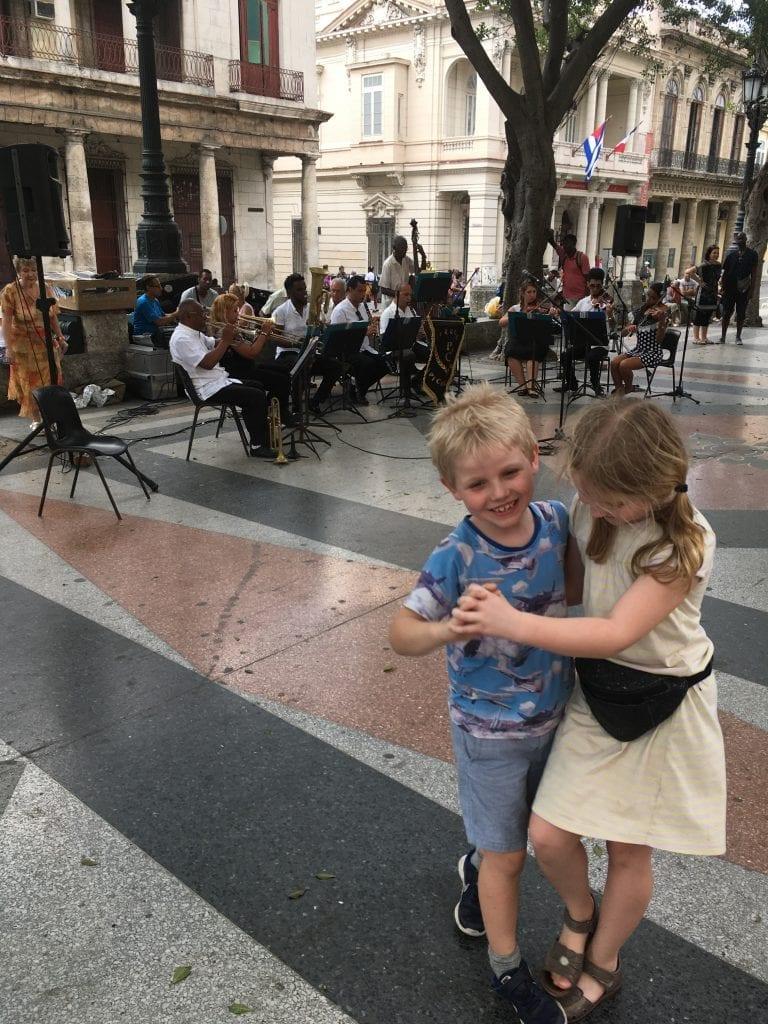 Cuba Havana Børnerejse Rejser