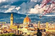 Italien - Firenze - Duomo katedral - rejser