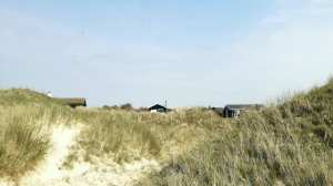 Dänemark Nordjütland die Dünen reisen