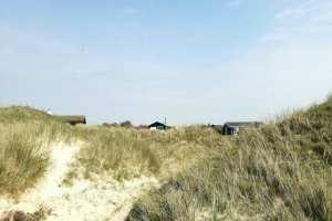 Danmark Nordjylland klitterne rejser