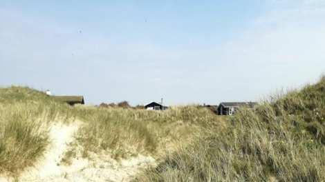 Denmark North Jutland the dunes travel