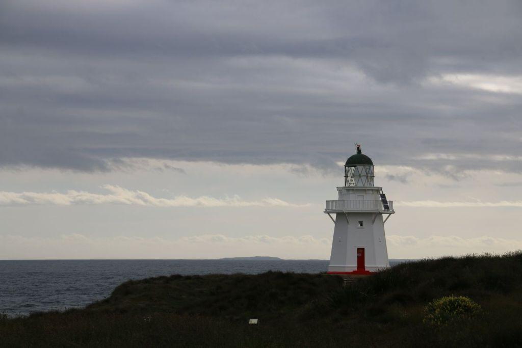 New Zealand Nuggets Point Fyrtårn Rejser