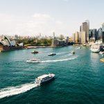 澳大利亚-悉尼-歌剧院-旅行