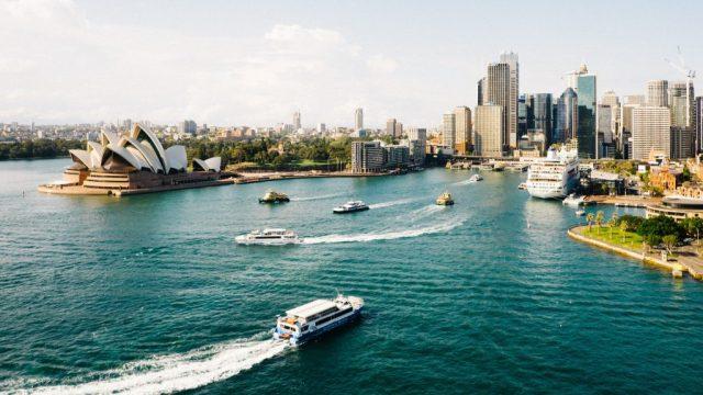 Australija - Sydney - Opera House - Putovanja