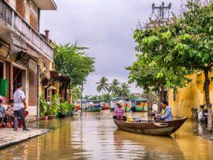 Vietnam - Hoi An - boot - reizen