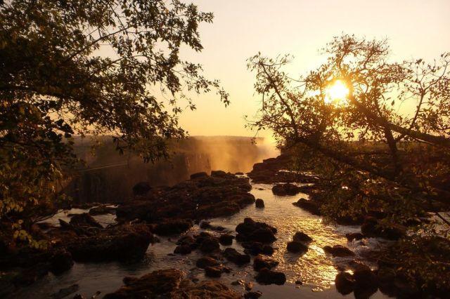 Zimbabwe Victoria Falls Rejser